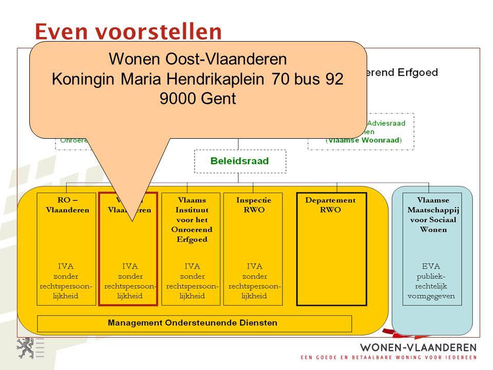 Ongeschikt en onbewoonbaar Procedure Vraag aan gemeente Eventueel verkennend onderzoek Adviesvraag aan Wonen Vlaanderen Onderzoek Wonen Vlaanderen objectieve vaststelling gebreken