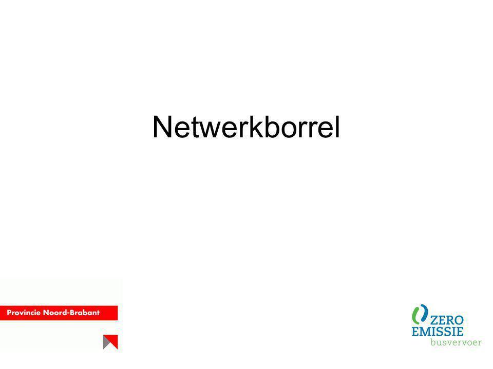 Netwerkborrel