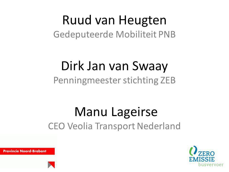 Maarten Post Programmamanager Elektrisch Openbaar Vervoer PNB