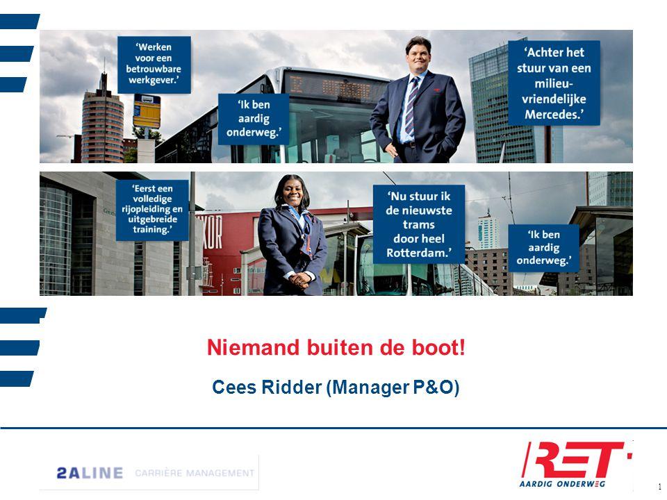 2 Organisatie Hét openbaar vervoerbedrijf van Rotterdam en omgeving.