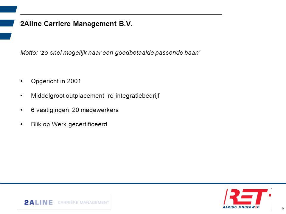 27 Vraag 8: Wat is de rol van de casemanager binnen de Wet Verbetering Poortwachter.