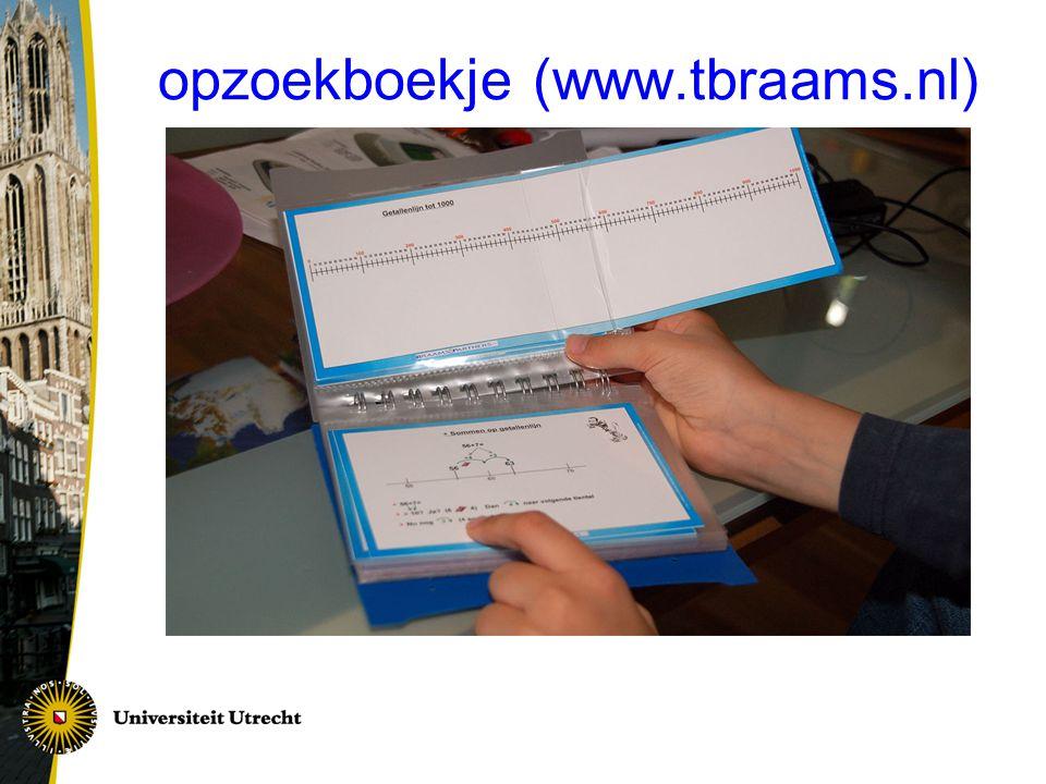 opzoekboekje (www.tbraams.nl)