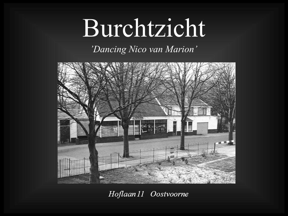 Burchtzicht 'Dancing Nico van Marion' Hoflaan 11 Oostvoorne