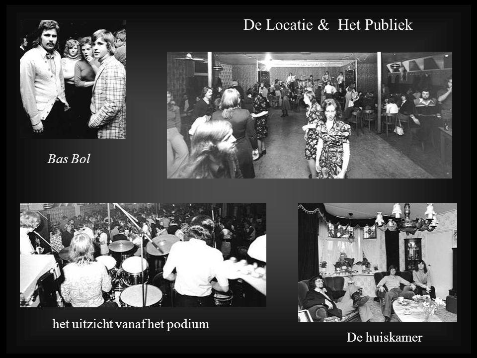 De Locatie & Het Publiek Bas Bol De huiskamer het uitzicht vanaf het podium
