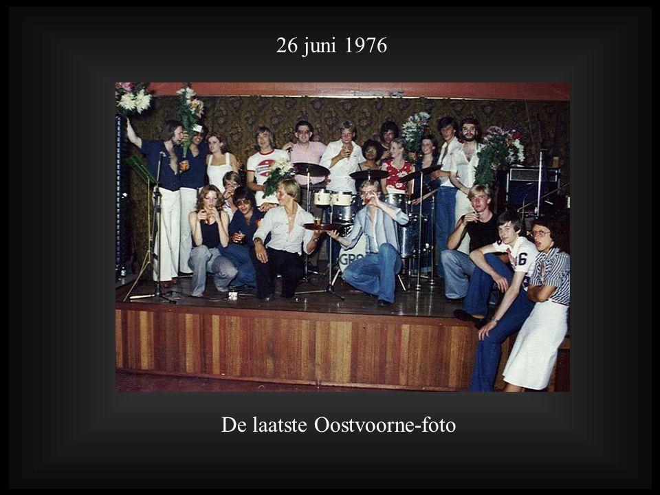 De laatste Oostvoorne-foto 26 juni 1976