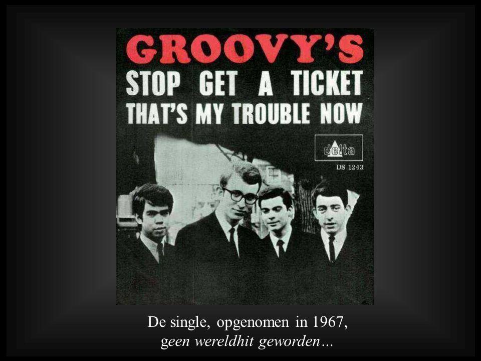 De single, opgenomen in 1967, geen wereldhit geworden…