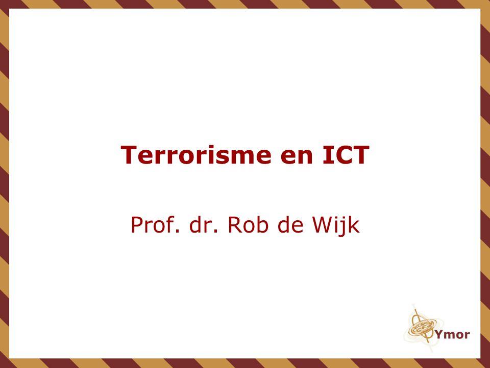Conclusie ›Terroristen hebben internet nodig.Vernietiging is niet in hun voordeel.
