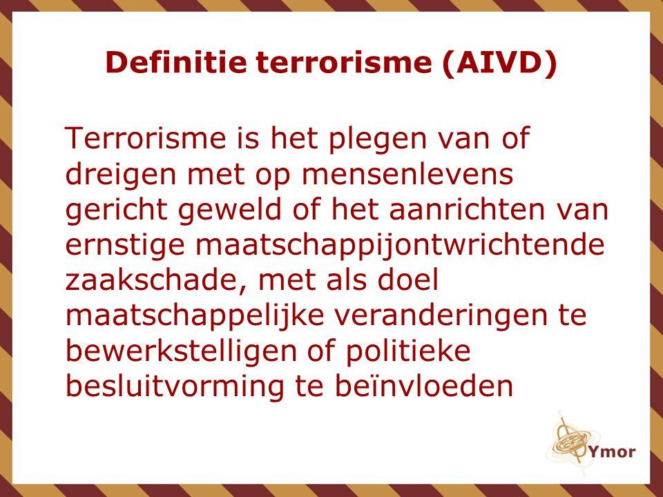 Stelling 1 De interne dreiging van 'IT terreur' is groter dan de externe dreiging van cyber terrorisme.