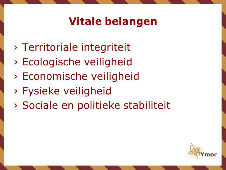 Doelwittenkeuze: strategisch sterk, tactisch zwak (3) Geen / nauwelijks doelwit:  Tweede orde effecten  Kritische infrastructuur (2)  ICT  Multinationals, oliebedrijven