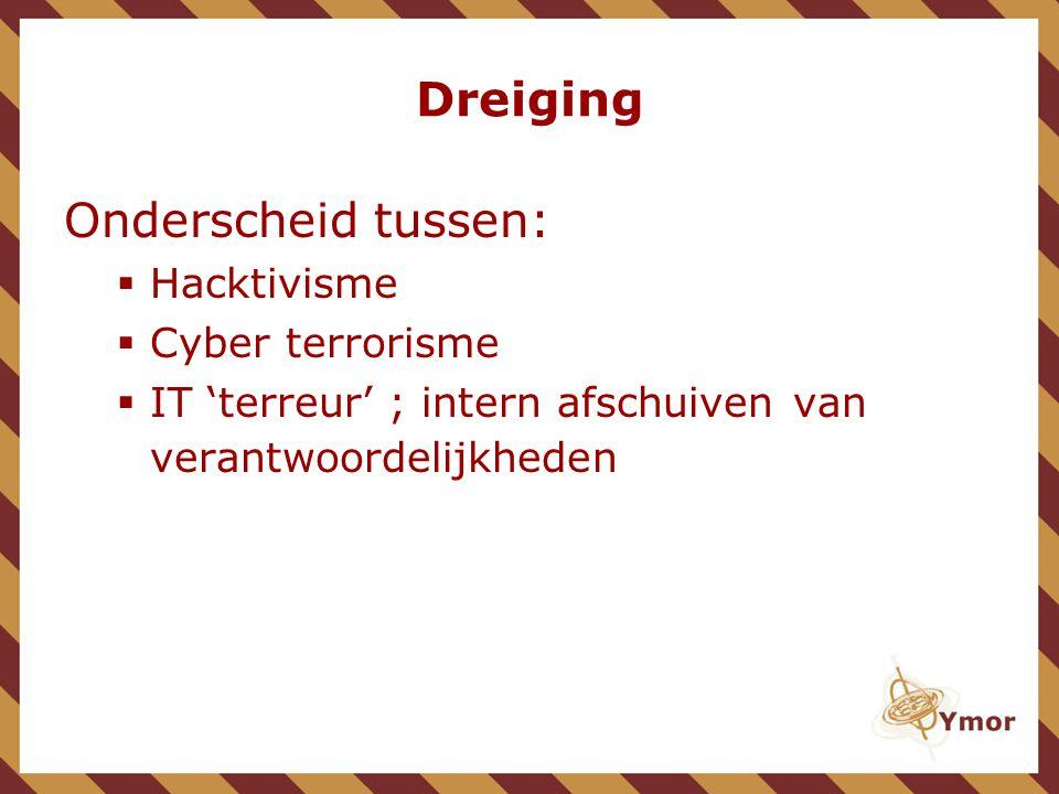 Stelling 5 Alleen oplopende responsetijden en de afnemende beschikbaarheid van bedrijfskritische processen geven inzicht in de vraag of sprake is van 'IT Terreur'.