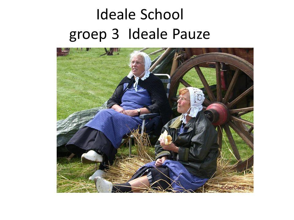 Ideale School groep 3Ideale Pauze