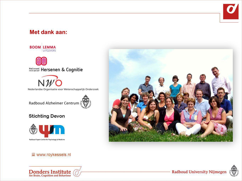 Met dank aan:  www.roykessels.nl Stichting Devon