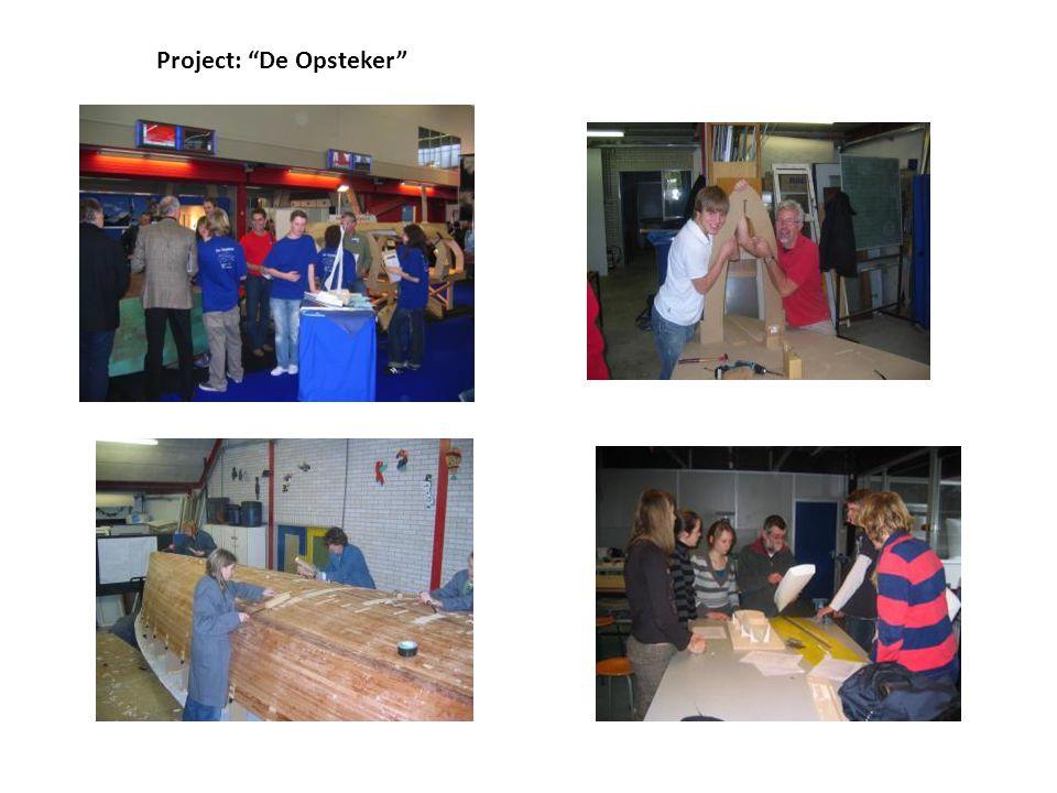 """Project: """"De Opsteker"""""""