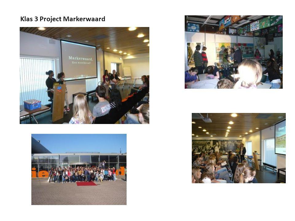 Klas 3 Project Markerwaard