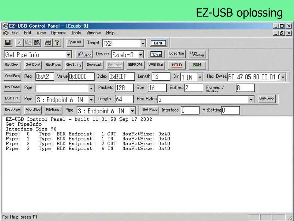 EZ-USB oplossing 28