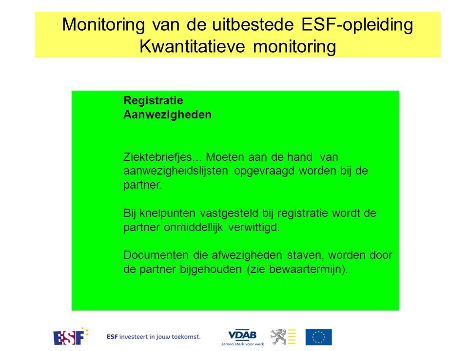 Registratie Aanwezigheden Ziektebriefjes,..