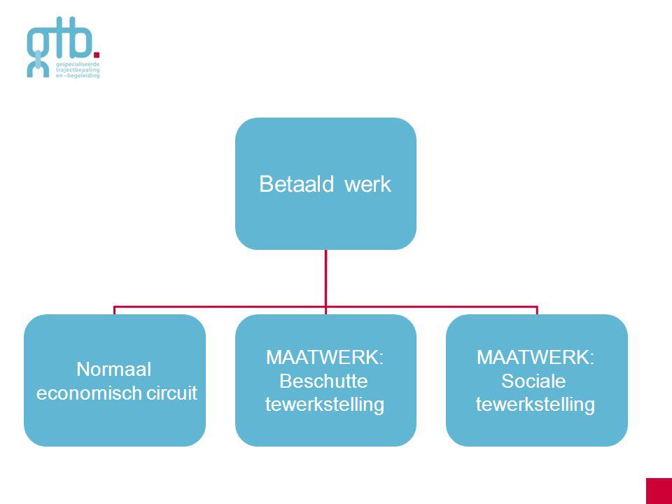 15 VDAB = Vlaamse dienst voor arbeidsbemiddeling en beroepsopleiding Doelstelling is om vraag en aanbod op de arbeidsmarkt samen te brengen en werkzoekenden te begeleiden en bemiddelen naar de arbeidsmarkt.
