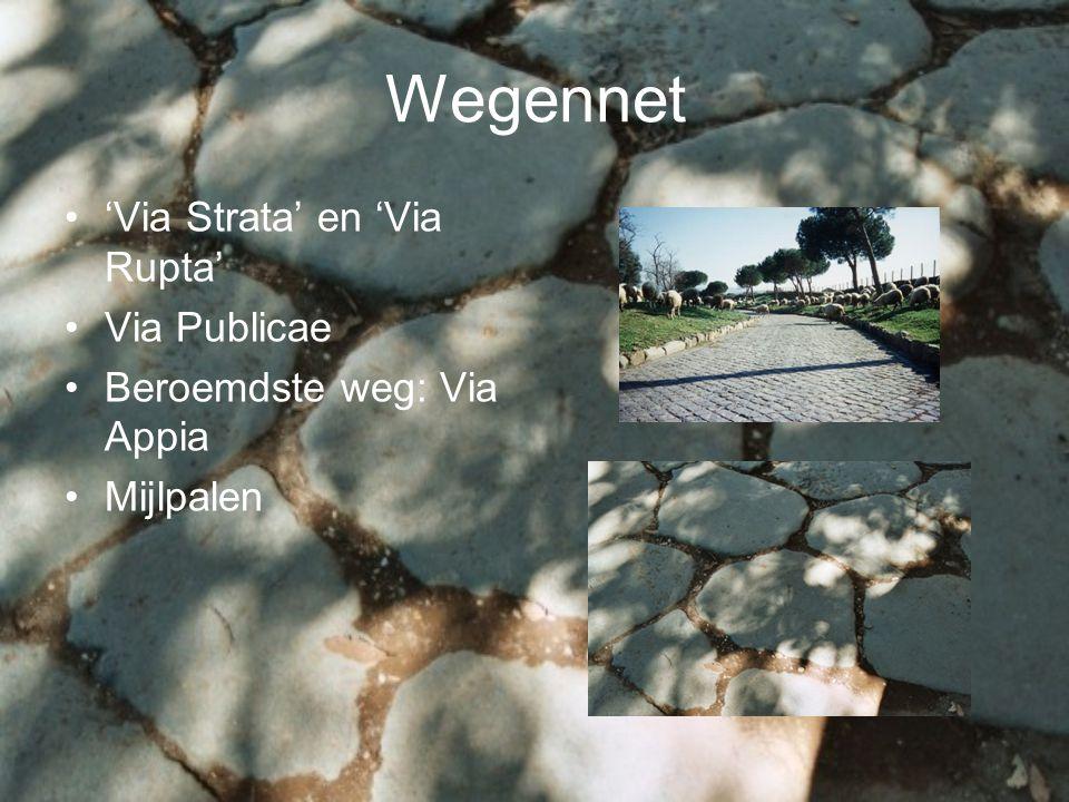 Wegennet