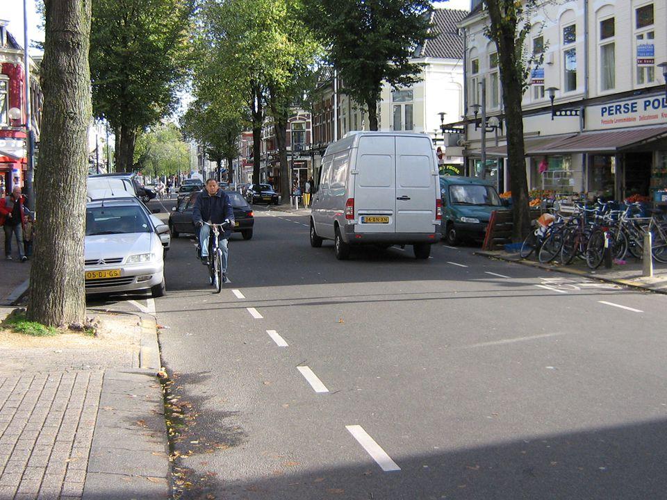3.Wegdek verbeteren  Meerjarenprogramma asfalt fietspaden: ga door.