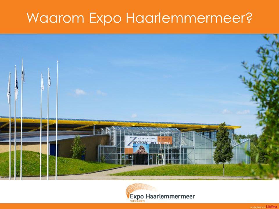 Waarom Expo Haarlemmermeer?