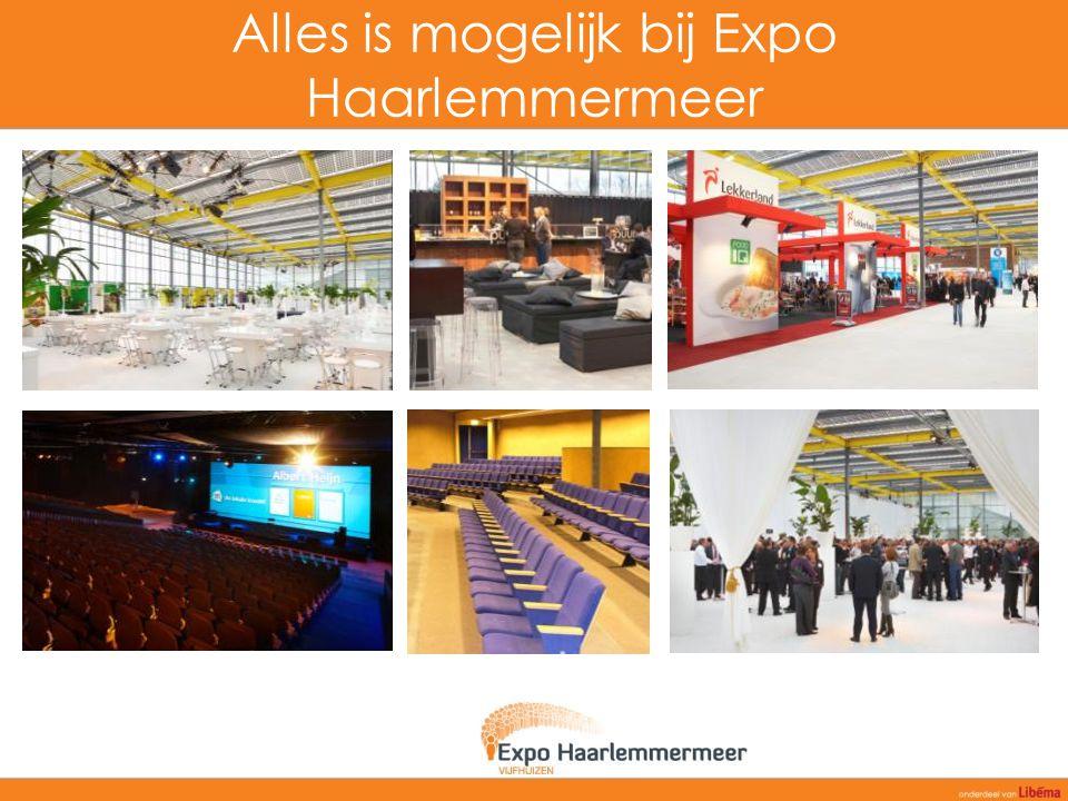 Alles is mogelijk bij Expo Haarlemmermeer