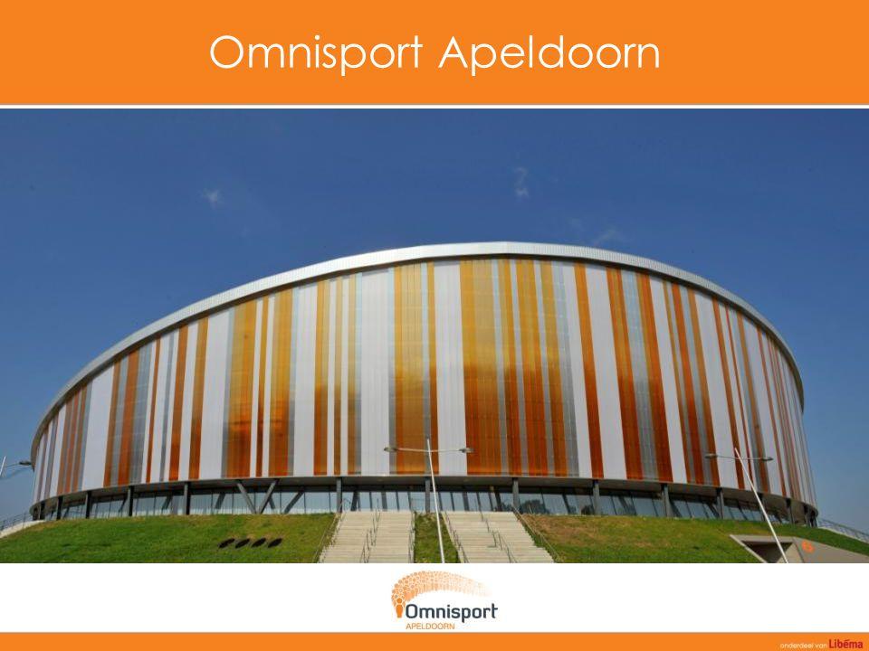 Alles is mogelijk bij Omnisport Apeldoorn