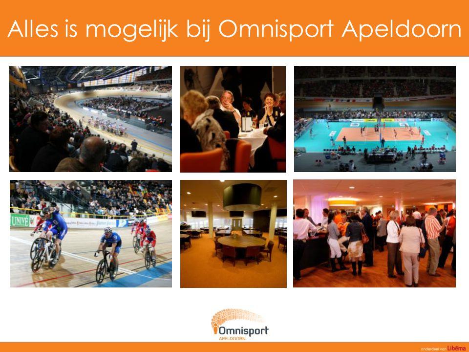 Omnisport Apeldoorn, een uniek comlex