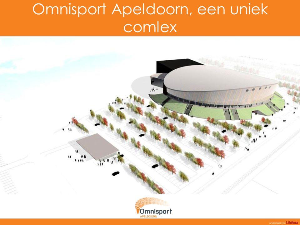 Bereikbaarheid van Omnisport Apeldoorn Met de auto Vanuit noord, oost, zuid of west is Omnisport Apeldoorn vanaf de A50, afslag 24, goed bereikbaar.