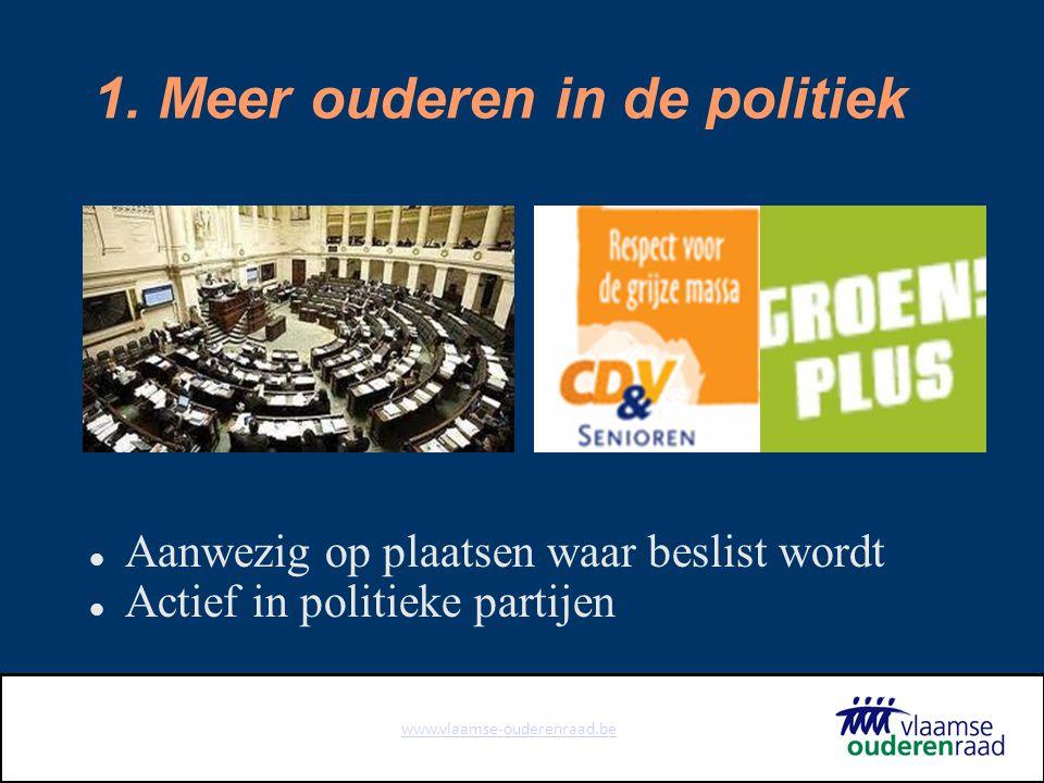 www.vlaamse-ouderenraad.be 1.