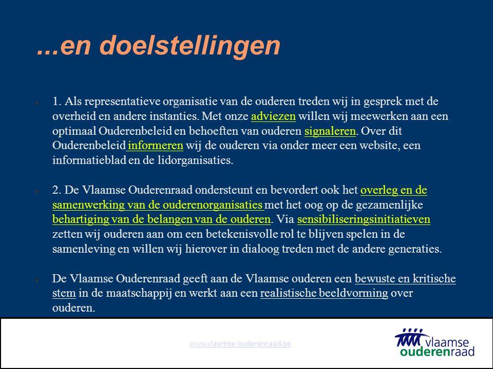 www.vlaamse-ouderenraad.be...en doelstellingen 1.