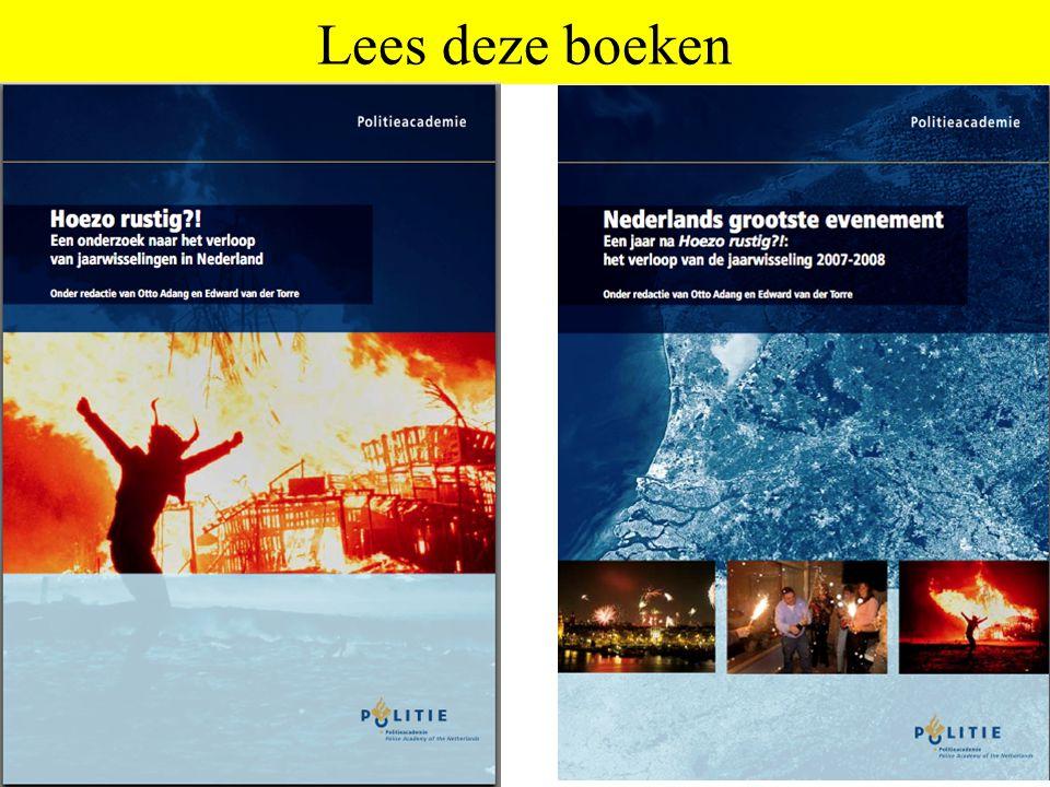 De voorbereidingen in Groningen In wezen 'Goed Bezig'.