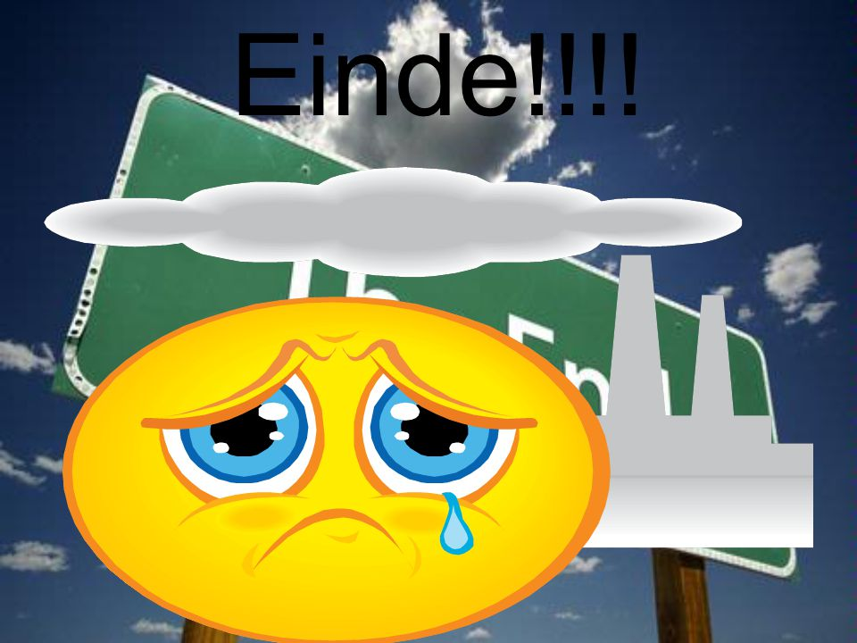Einde!!!!