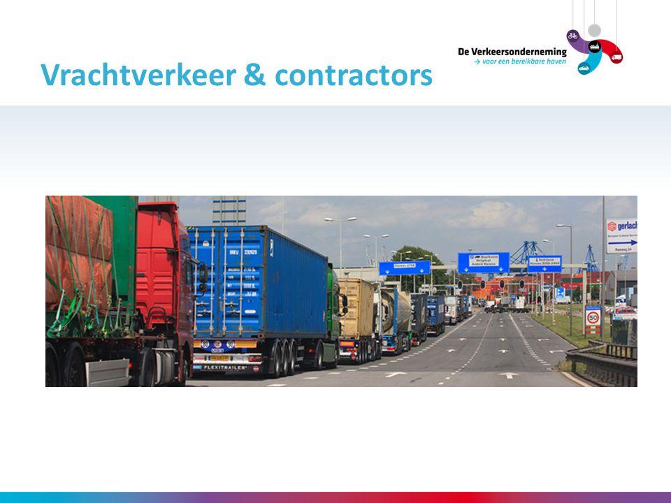 Vrachtverkeer & contractors