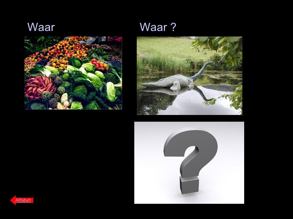 Waar Alfabet Waar ?