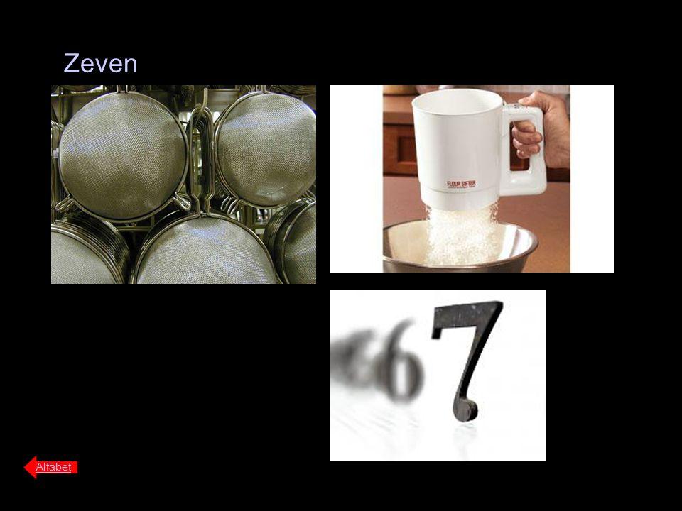 Zeven Alfabet