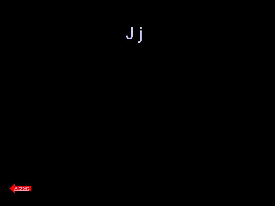 J j Alfabet