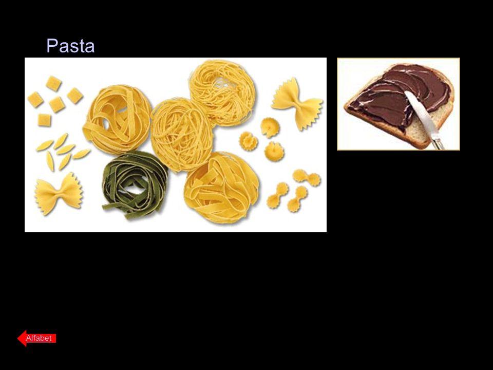 Pasta Alfabet