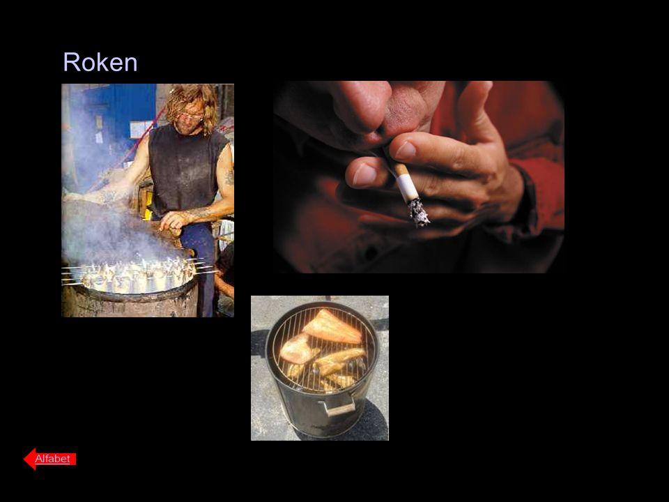 Roken Alfabet