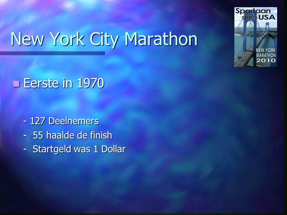 9-7-2014Aad en Leo New York Marathon 2010 Vragen over de voorbereiding.