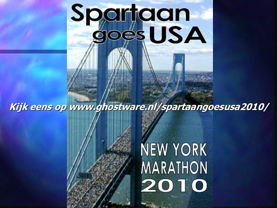 New York City Marathon 60.000 – 85.000 vrijwilligers 60.000 – 85.000 vrijwilligers 270.000 liter Polar Spring Water 270.000 liter Polar Spring Water 1.800.000 bekertjes water 1.800.000 bekertjes water 500.000 bekerstjes Gatorade 500.000 bekerstjes Gatorade 2.500.000 toeschouwers 2.500.000 toeschouwers 43.000 lopers uit meer dan 100 landen 43.000 lopers uit meer dan 100 landen 58% is debutant .