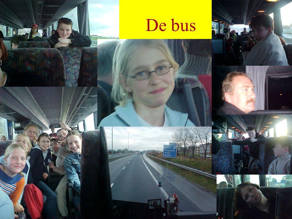 Groep 8 vertrok dinsdagochtend 6 april om 8 uur richting onze hoofdstad.