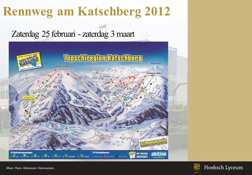 Rennweg am Katschberg 2012 Zaterdag 25 februari - zaterdag 3 maart