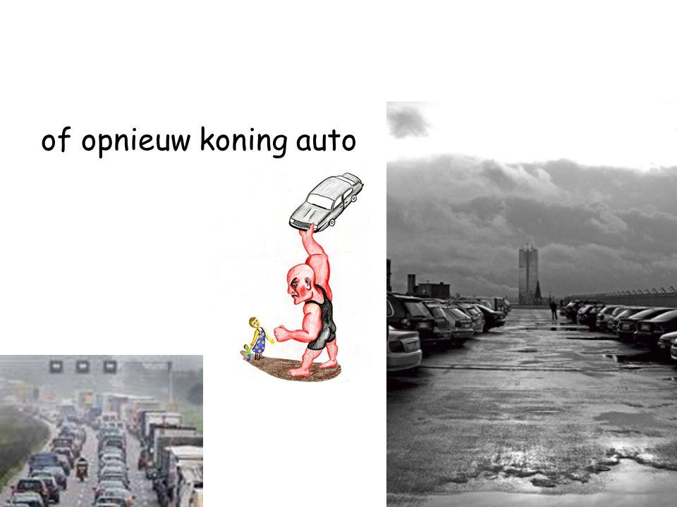 of opnieuw koning auto