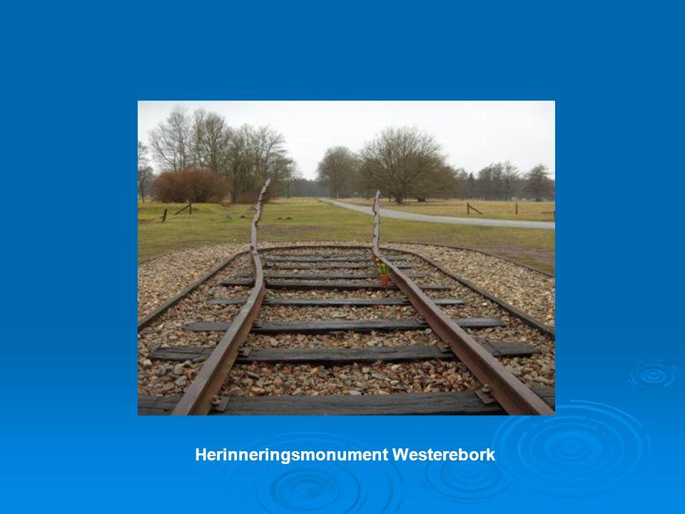 Herinneringsmonument Westerebork