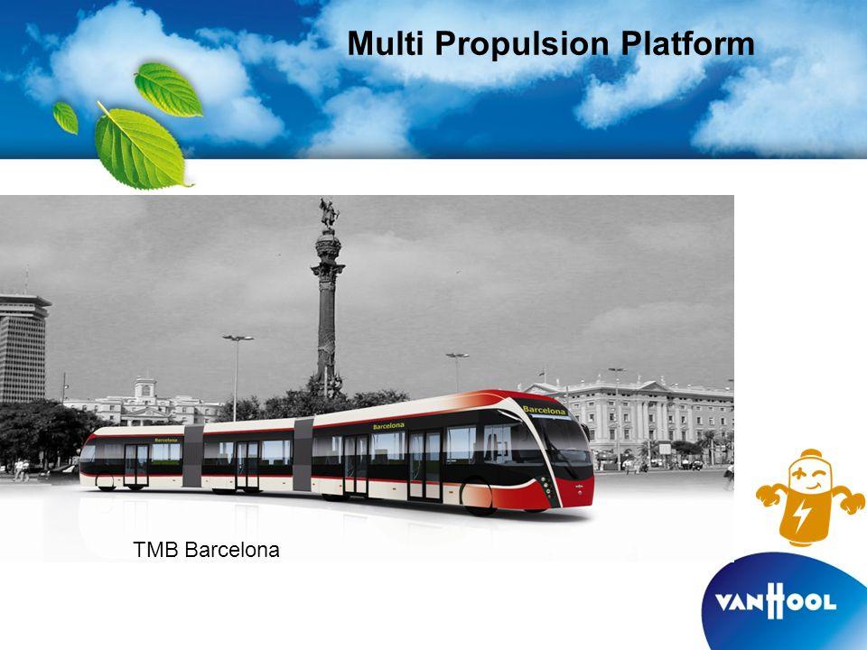 Multi Propulsion Platform TMB Barcelona
