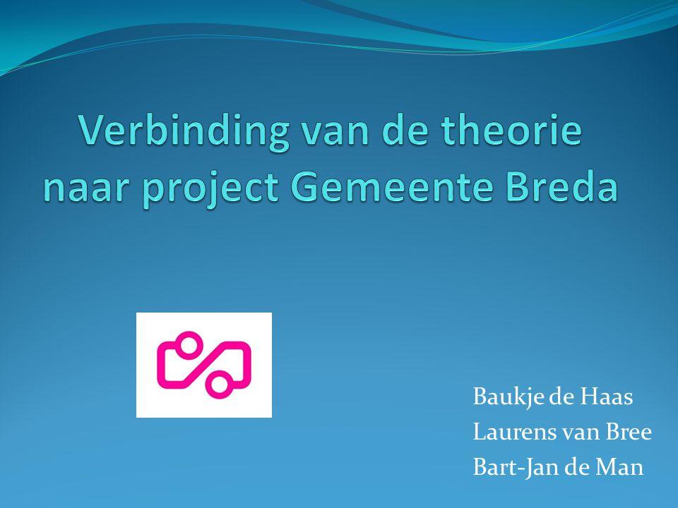 Baukje de Haas Laurens van Bree Bart-Jan de Man