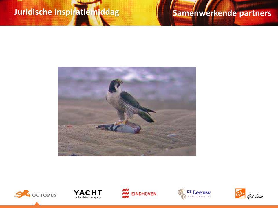 Juridische inspiratiemiddag Samenwerkende partners