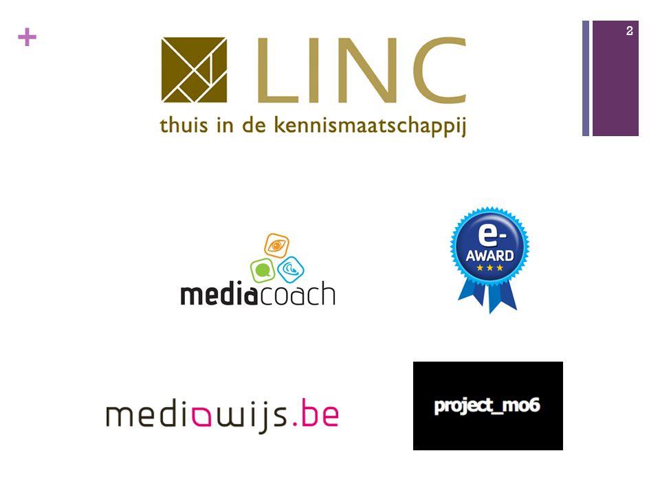 + Praktijkfiches Mediawijs.be i.s.m.