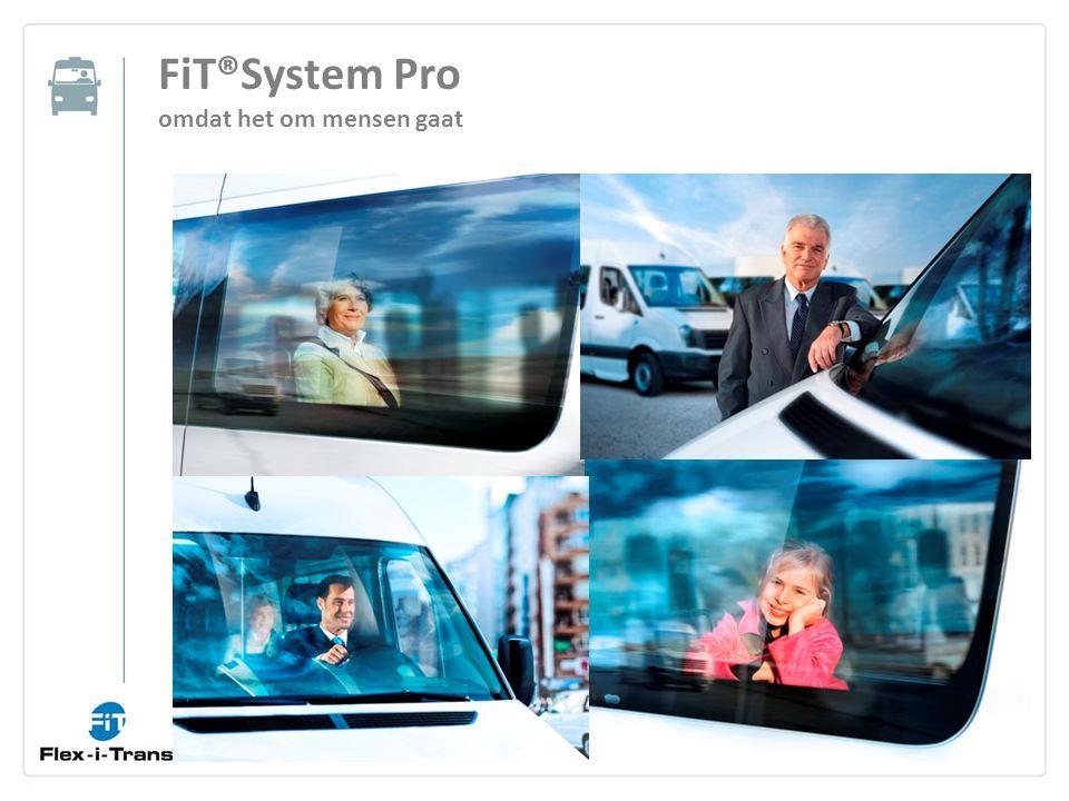 FiT®System Pro omdat het om mensen gaat