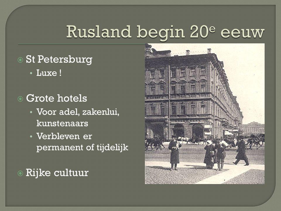 Conservatorium 1900: zilveren eeuw voor de kunsten Onder tsaren Alexander III en Nicolaas II Componisten: Moussorgski, Glazounov, Tsjaikovski, Rachmaninov,….